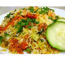 Vegetable Biryani Mix