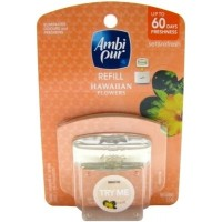 Ambi Pur Set & Refresh Refill - Hawaiian Flowers