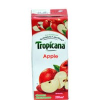 Tropicana 100% Juice - Apple