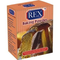 Rex Baking Powder Jar