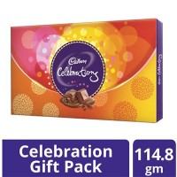 Cadbury Celebrations Assorted Chocolate, Gift Pack