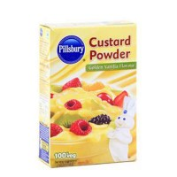 Pillsbury Powder - Custard (Vanilla Flavour) Powder