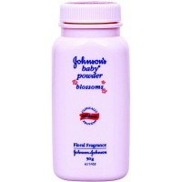 Johnson's baby blossoms powder