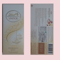 Lindt Lindor White Chocolate