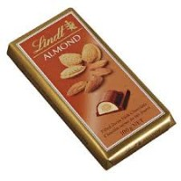 Lindt Almond Chocolate