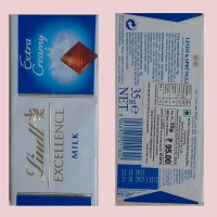 Lindt Excellence Milk Chocolate