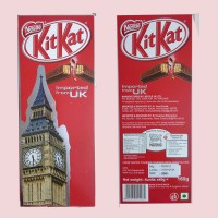 Nestle Kitkat (imported from UK)