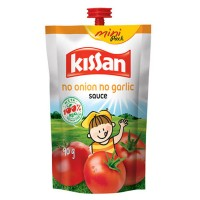 Kissan No Onion No Garlic Sauce