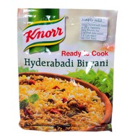 Knorr Hyderabadi Birayani