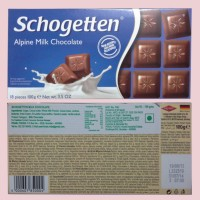 Schogetten - Alpine milk chocolate