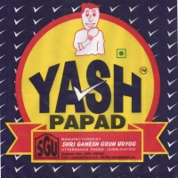 Yash Single Mari Papad