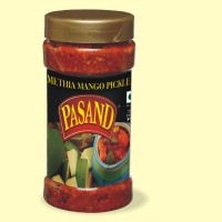 Pasand Methia Mango Pickle