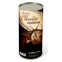 Amul Chocolate Cookies (Metal Tin)