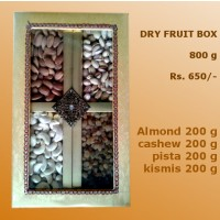 Dry fruit Pack 800 Gm