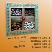 Dry fruit Pack 400 Gm