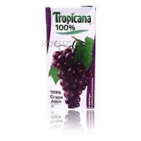 Tropicana 100% Juice - Grape