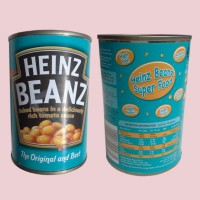 Heinz beanz - baked beans in a deliciously rich tomato sauce - super food