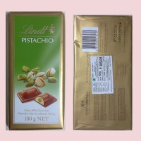Lindt Pistachio Chocolate