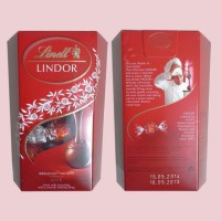 Lindt lindor Irresistibly Smooth Milk Chocolate