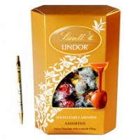 Lindt Lindor Irresistibly Smooth Assorted Chocolate