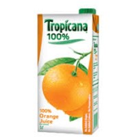 Tropicana 100% Juice - Orange