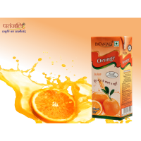 PATANJALI ORANGE JUICE (L)