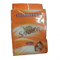Santoor Sandal & Turmeric Bathing Soap